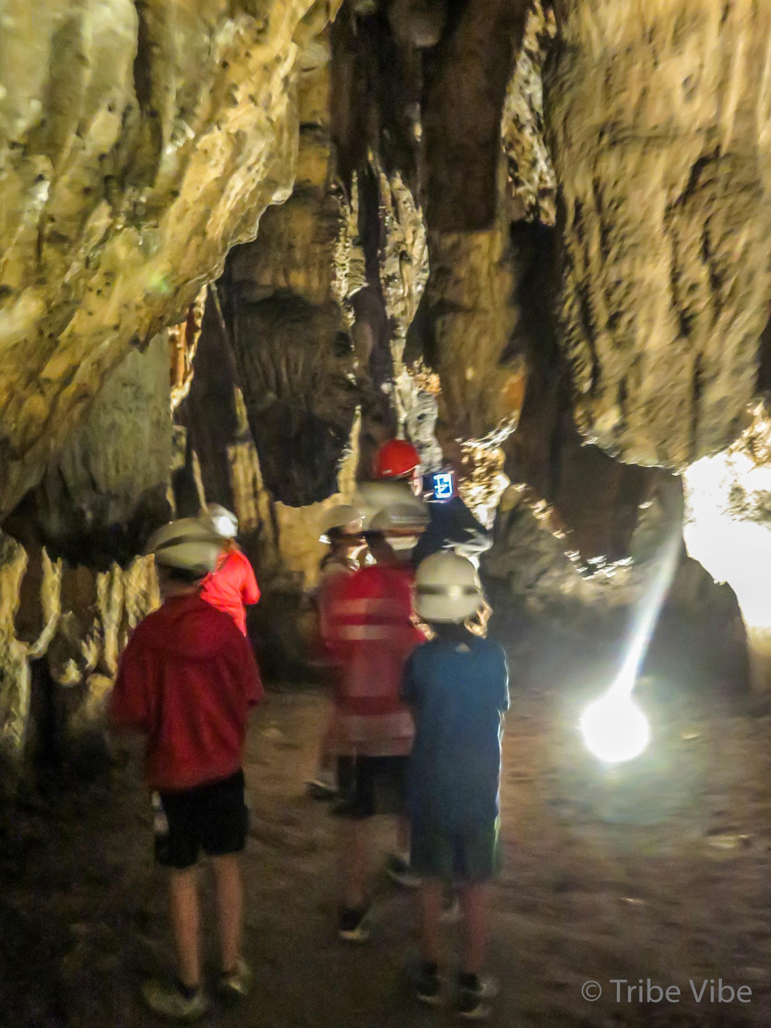 Croatia Road Trip. Plitvice Lakes National Park. Barac Caves