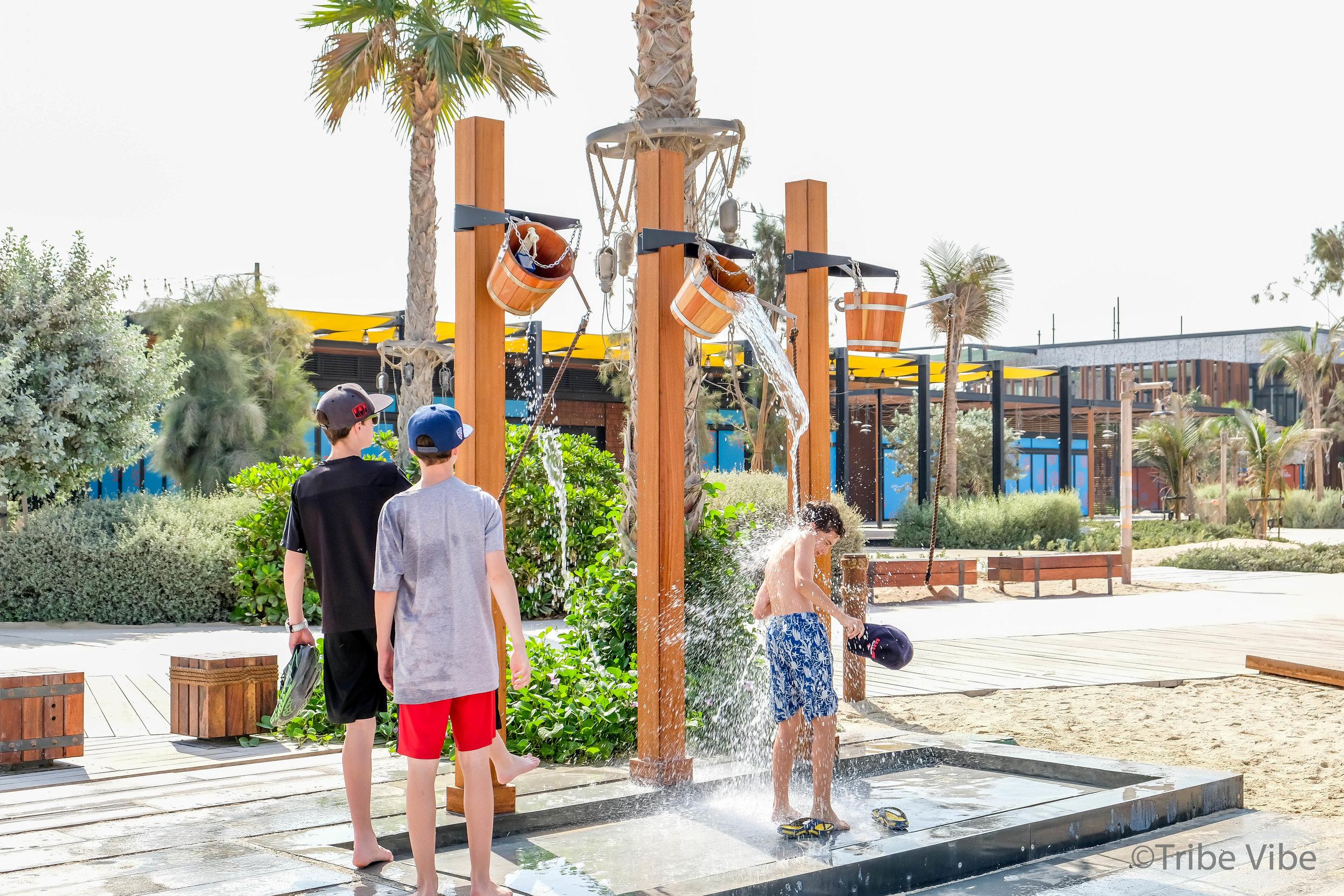 bucket showers at La Mer Dubai8.jpg