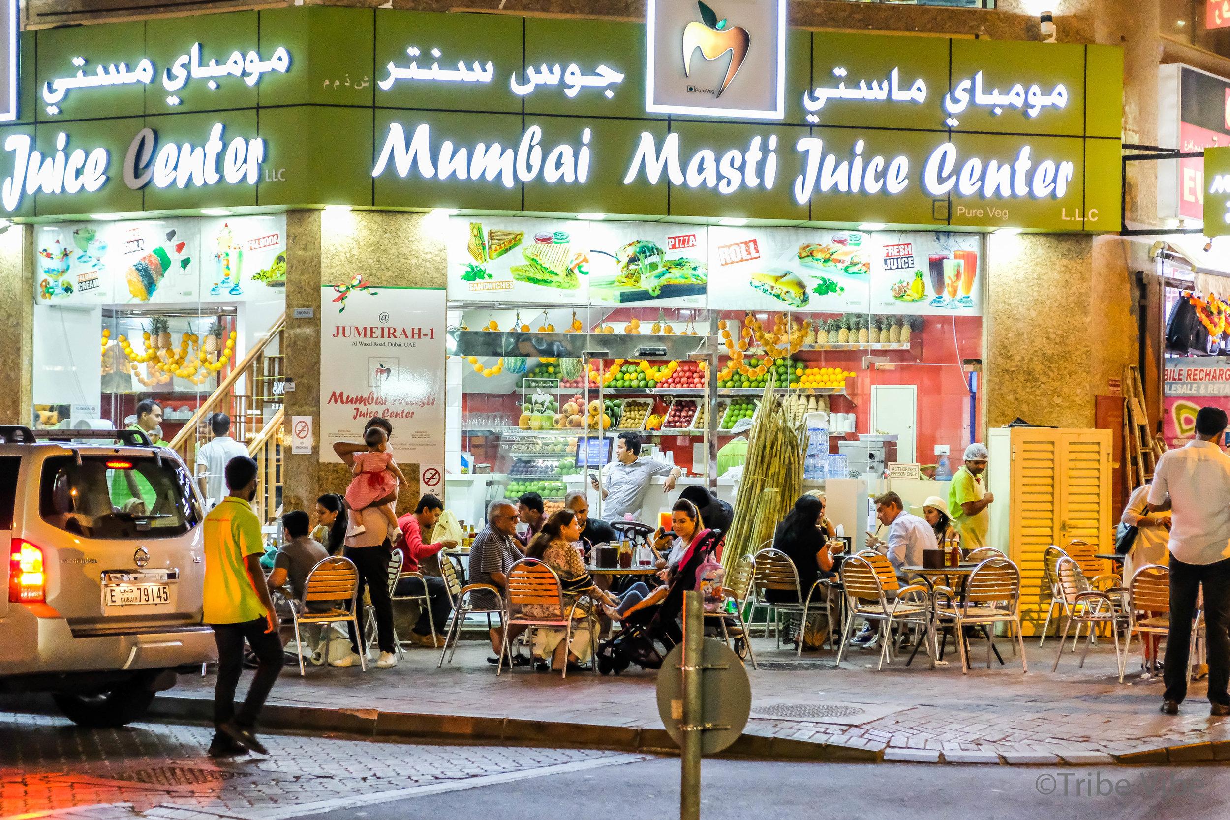 Mumbai Masti Restaurant in Bur Dubai