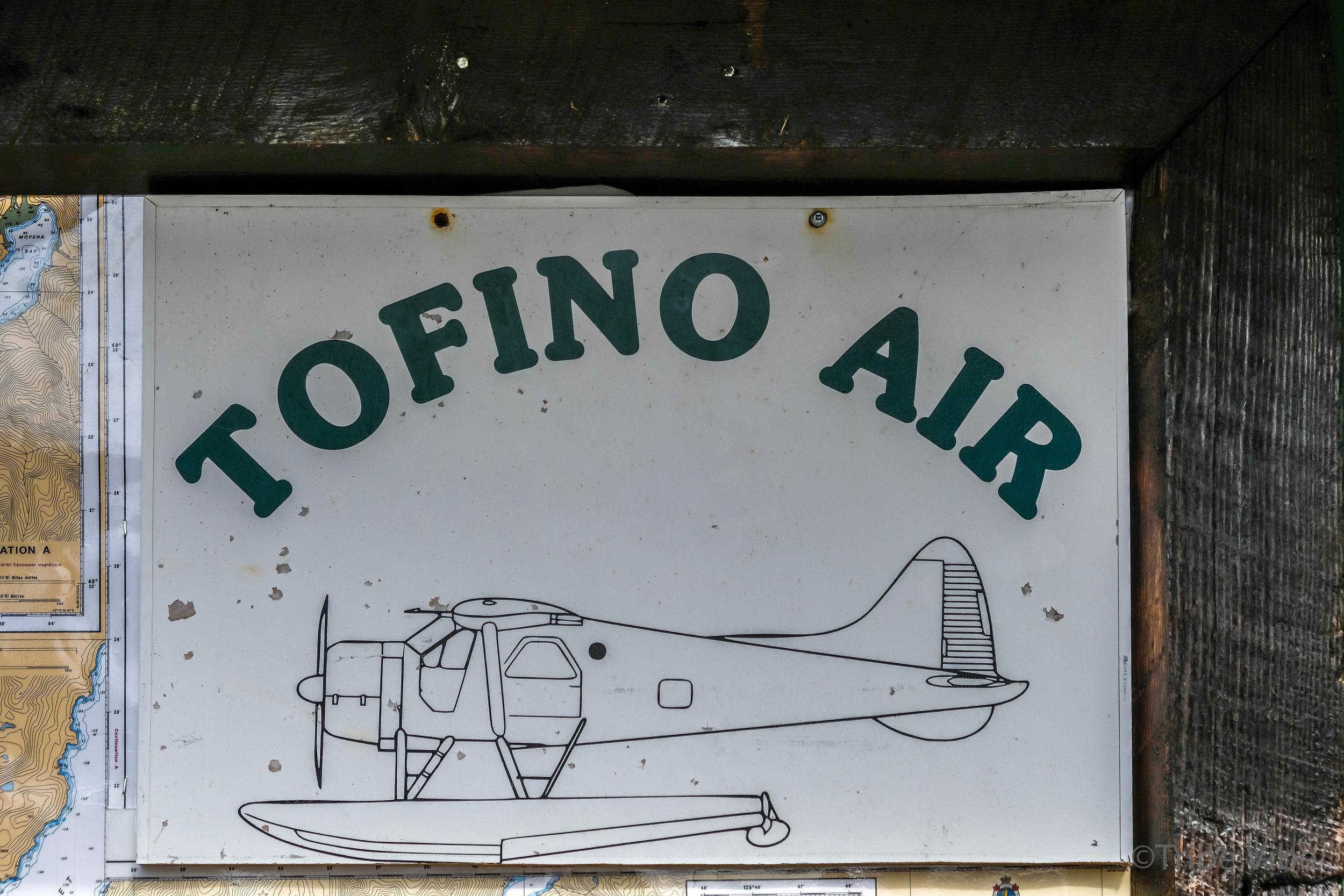 Take a floater plane around Tofino, British Columbia