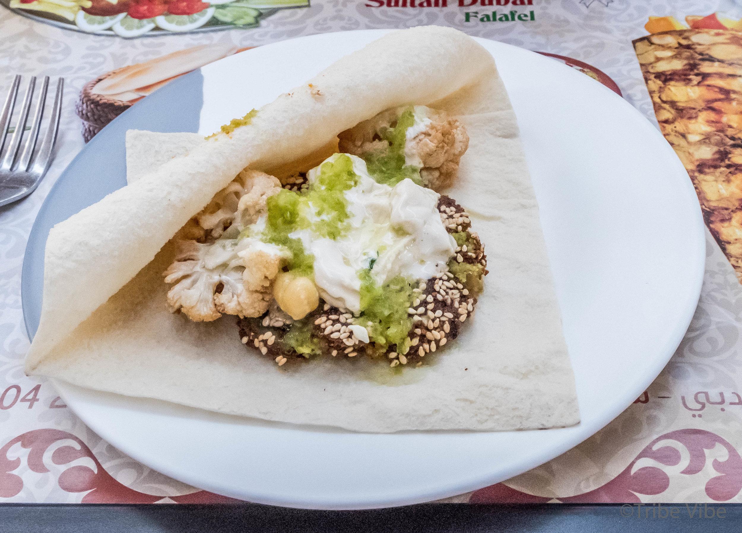 The best falafel in Dubai