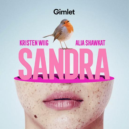 Sandra. Current Podcast.