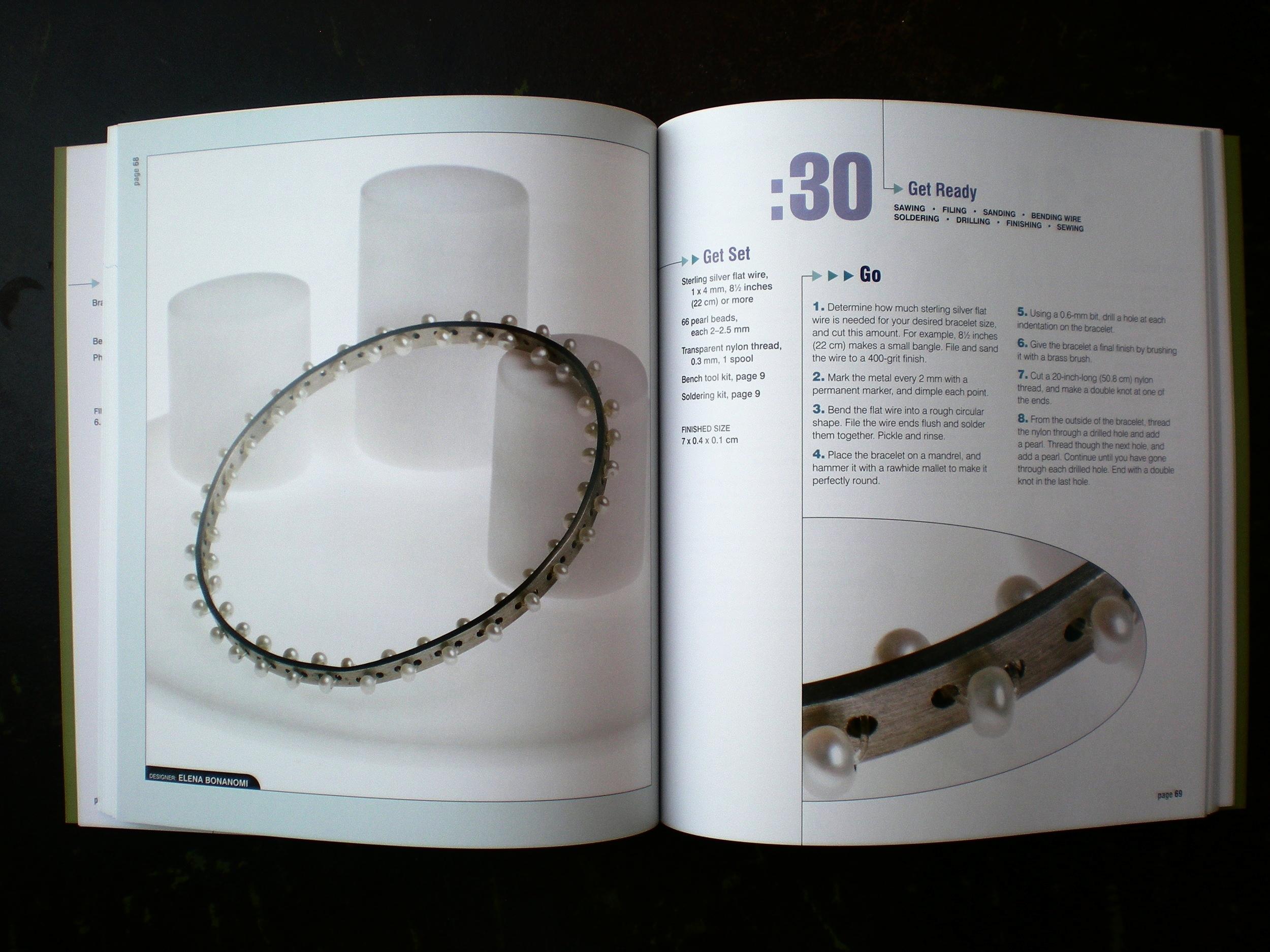 Elena Lara Bonanomi - 30 minutes bracelets