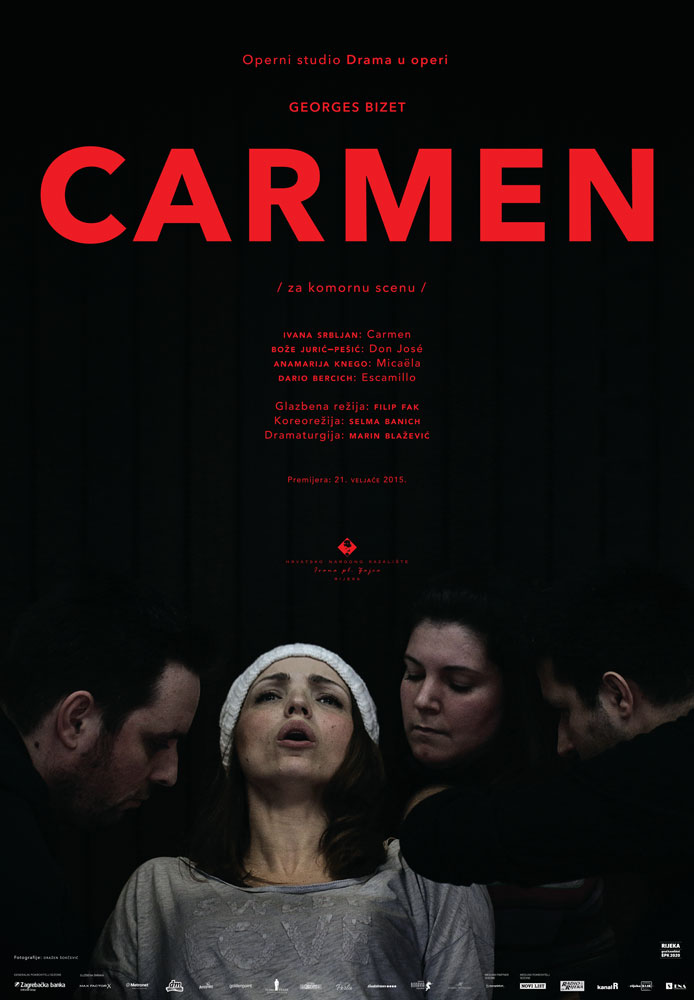 Carmen, HNK Ivana pl. Zajca, 2015