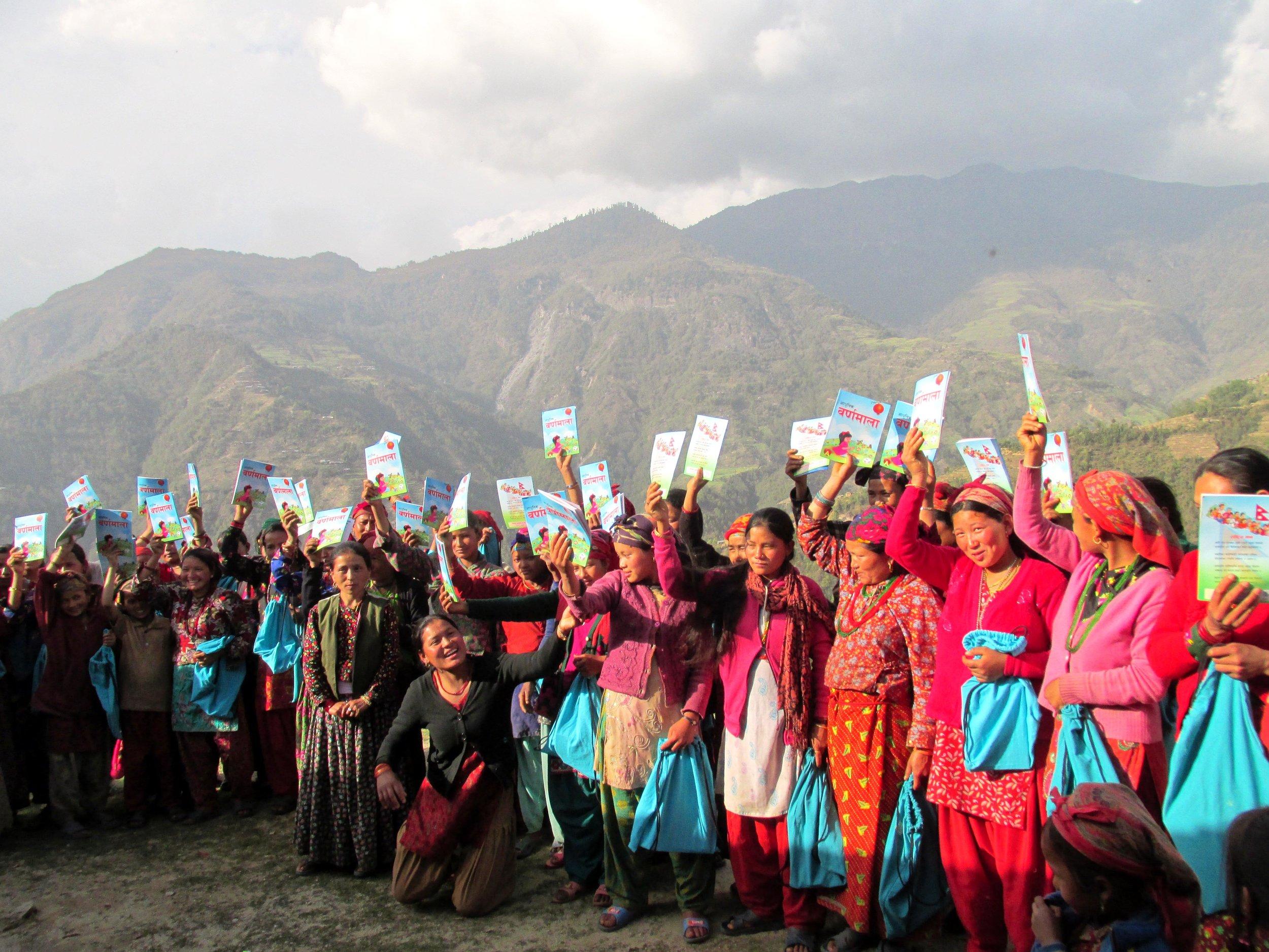 Student learnings - 1.Sustainability & Community development 2.Fair Trade 3.Microfinance & Social Entrepreneurship 4.Gender equality