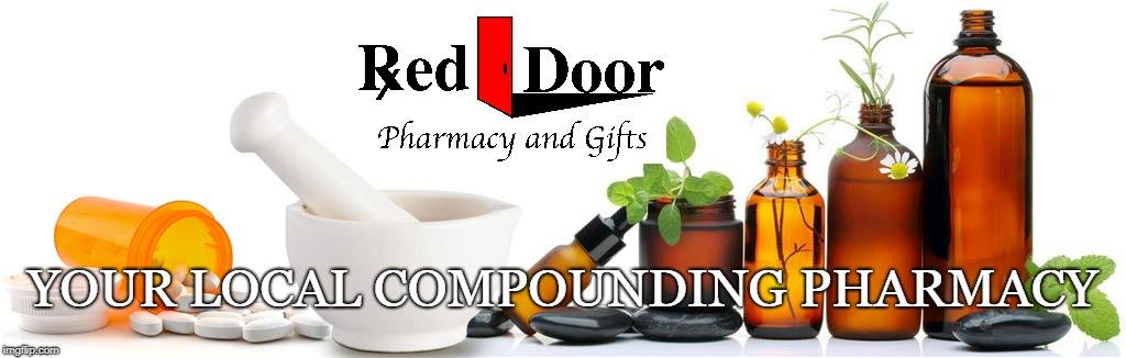 Red Door Pharmacy is your local compounding pharmacy