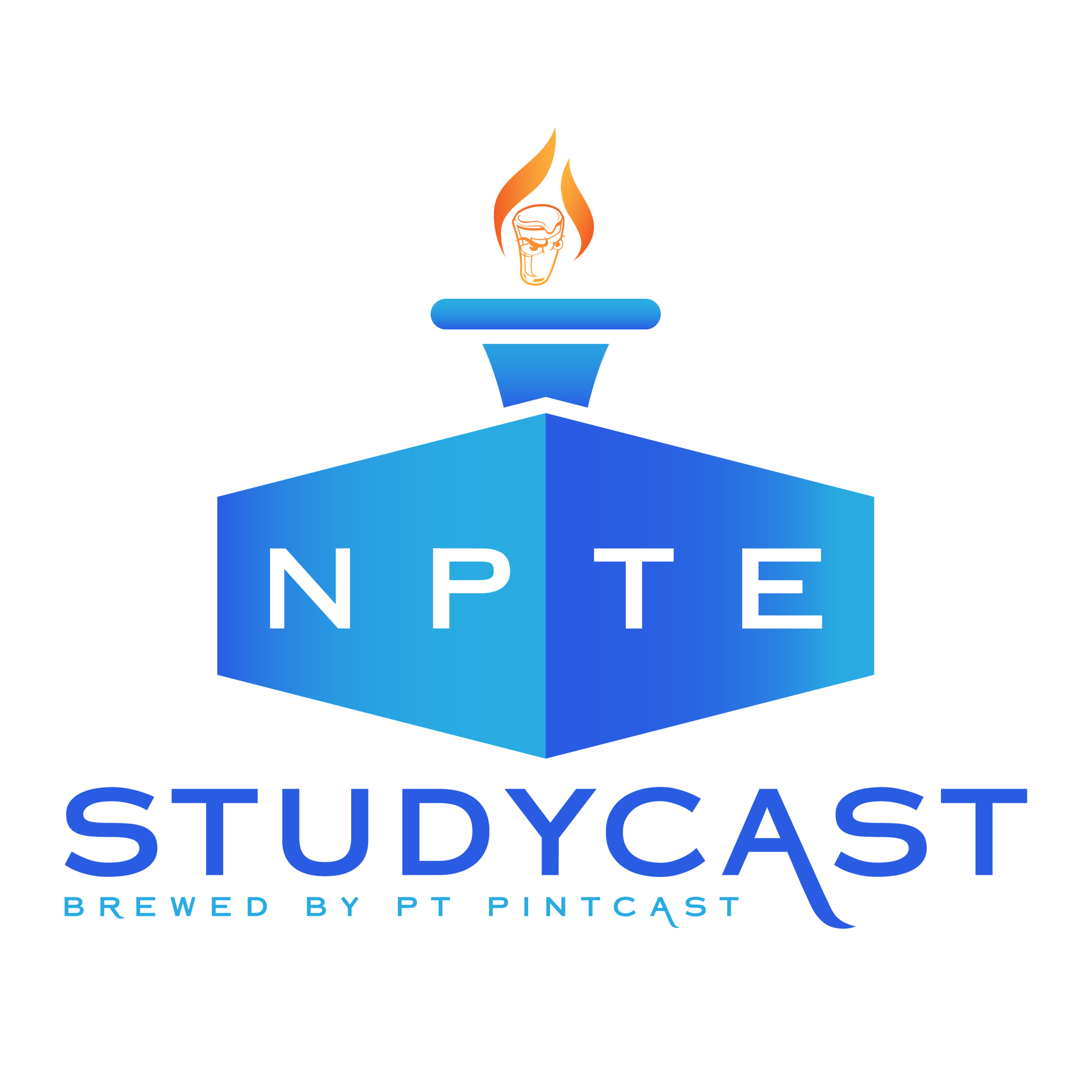 - Thanks for being part of the NPTE Studycast.Things to keep in mind:We're not aiming to teach things to PT students here we're here for a refresher. We give them the bare bones of what they'll need to pass the test.Can't thank you enough for being a part of this!!!-jimmy