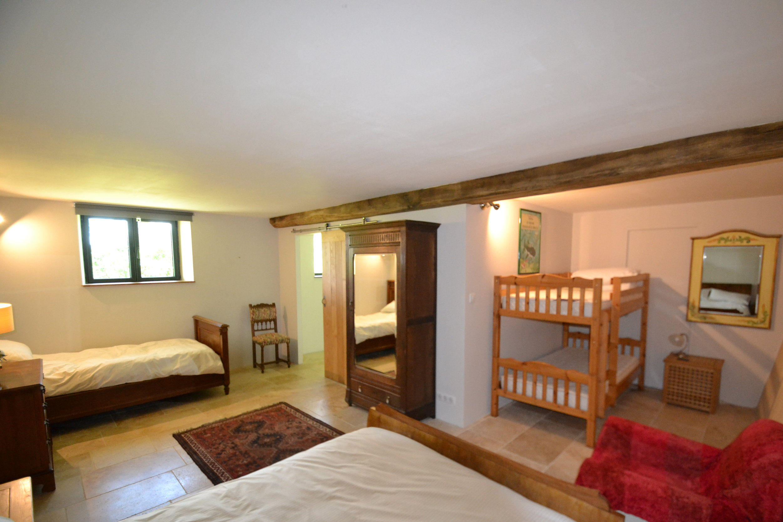 Bedroom 3 Bed selection