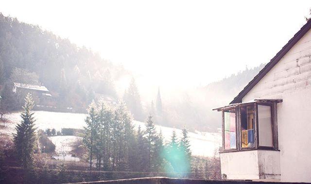 Colourful Window | Black Forest | Germany | Photo 7 #window #blackforest #farm