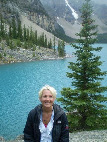 Maligne Lake, Banff, The Rockies Canada
