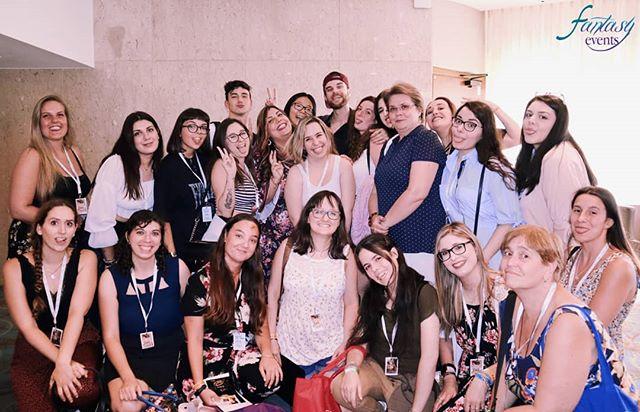 Starting the week off with @natebuzz's Meet & Greet at #AlwaysAndForeverItacon 💞⚜️ #kolmikaelson #nathanielbuzolic #TheOriginals #thevampirediaries #fantasyevents #FEmily #Roma #rome #tvshows #convention #tvd #to
