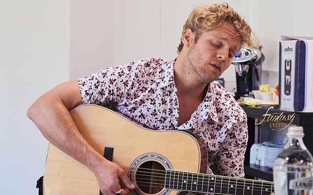 From the #AAFIC M&G with @chasercoleman 🎸🔥💞 #ChaseColeman #AlwaysAndForeverItacon #Concert #Artist #Convention #TheOriginals #thevampirediaries #FEmily #FantasyEvents #Rome #Roma