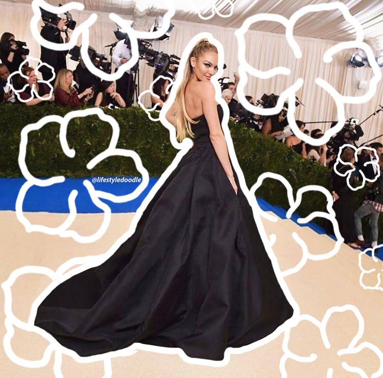 Candice Swanepoel x Topshop
