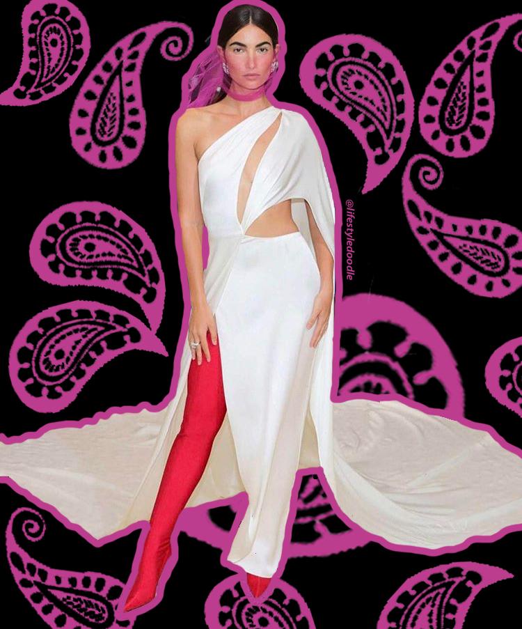 Lily Aldridge x Ralph Lauren