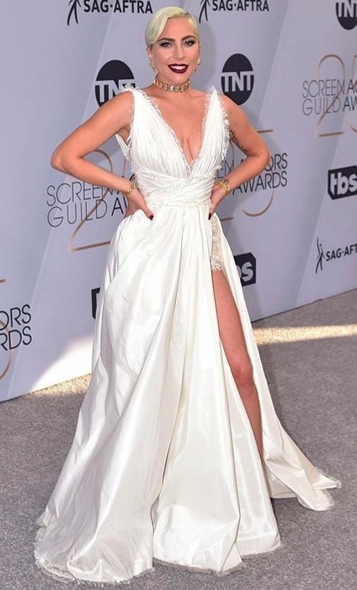 Lady Gaga in Dior