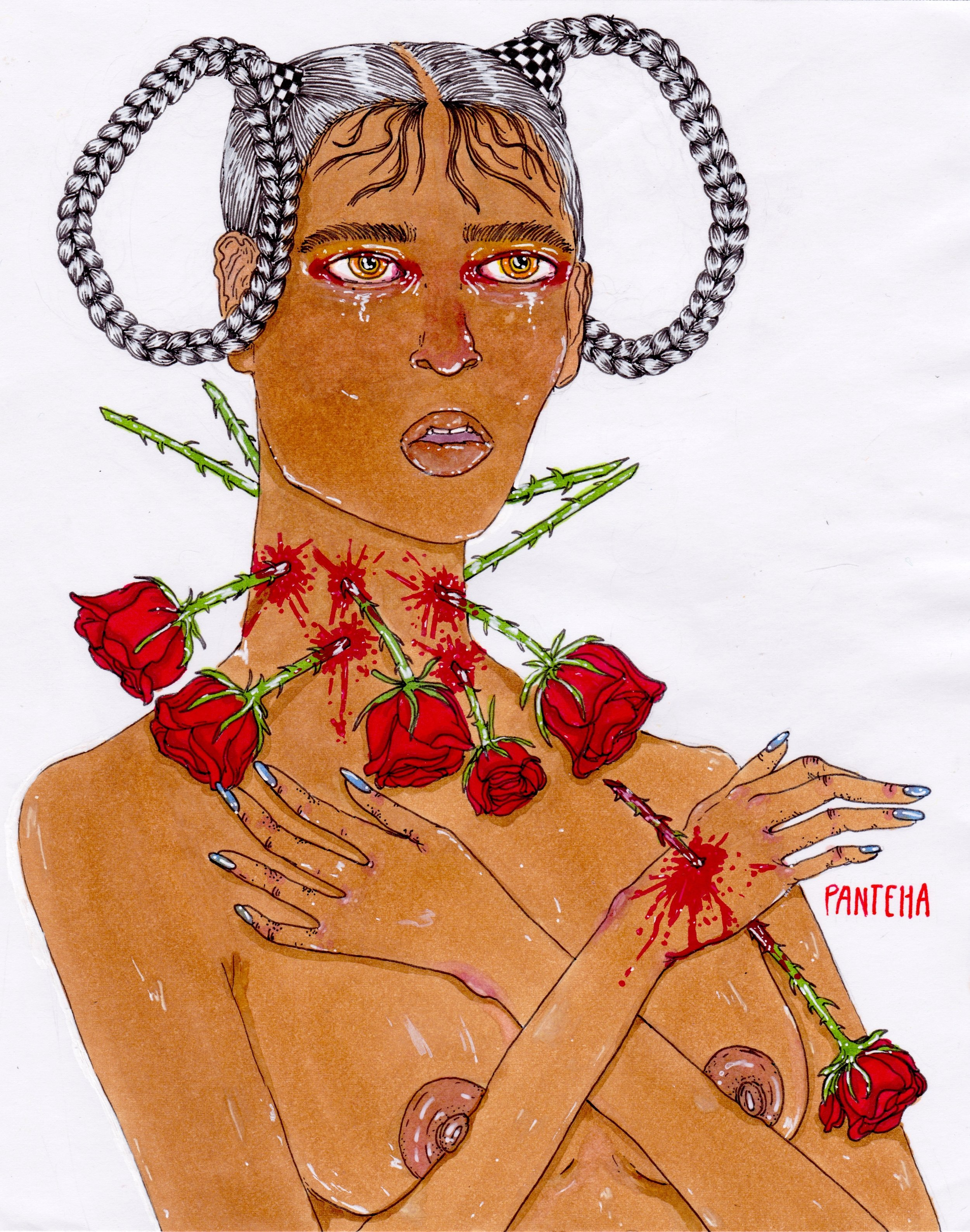 Roses and Thorns