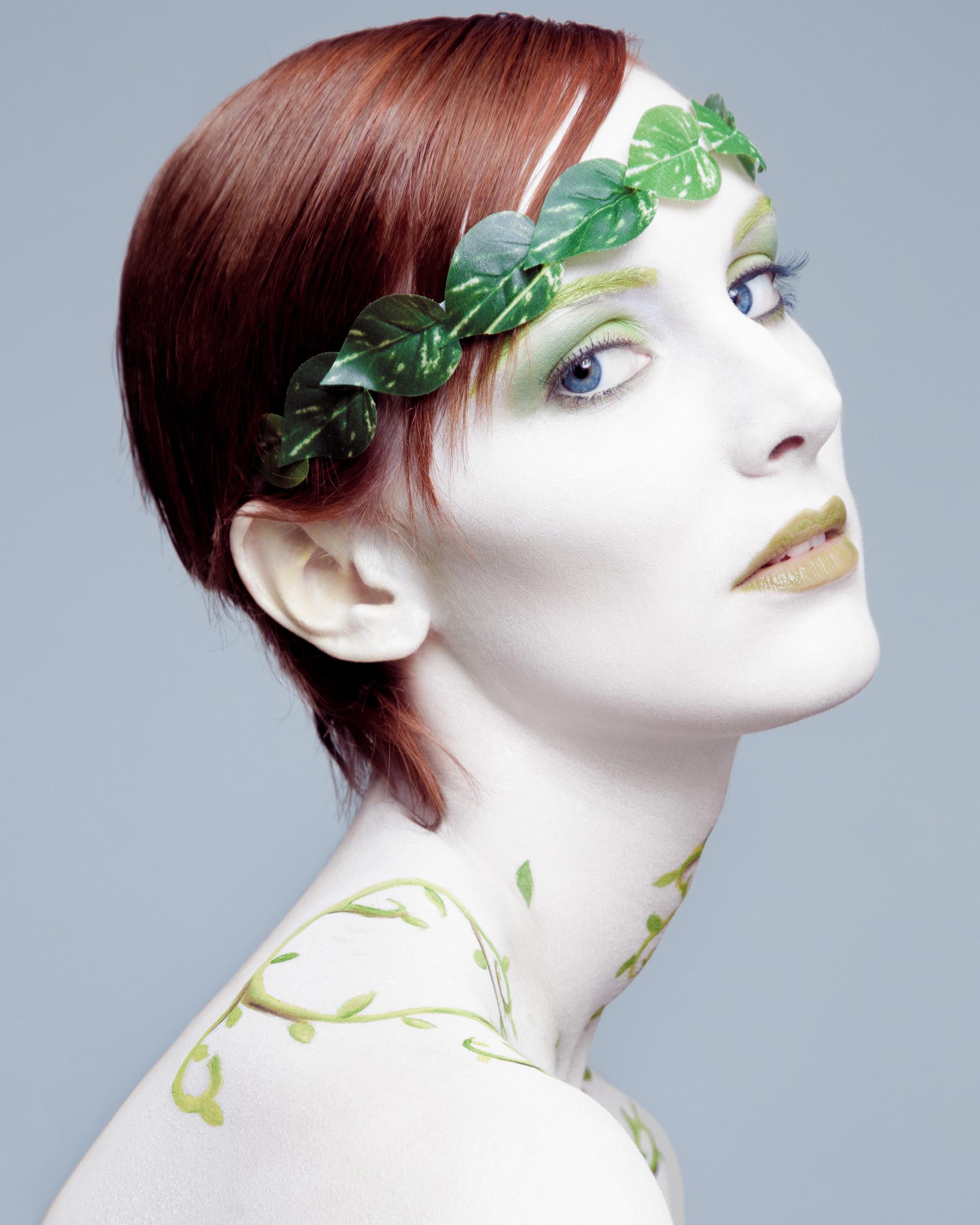 School of Makeup Arts Toronto: Portfolio Shoot