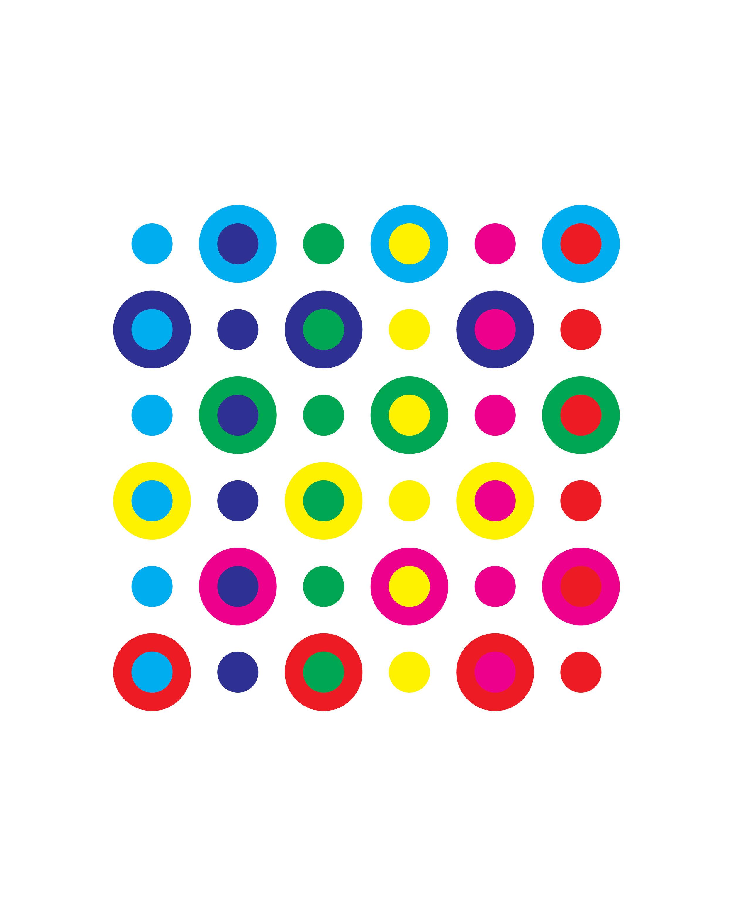 Colour study.