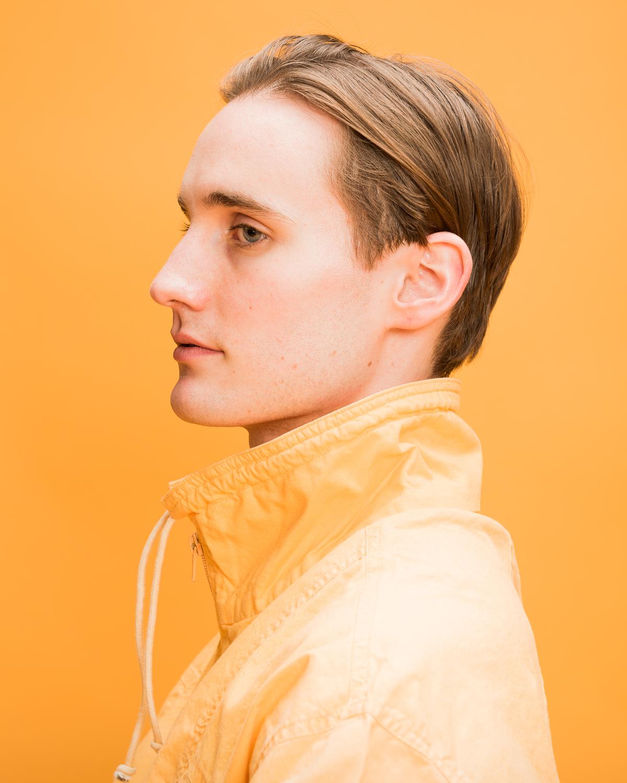 Model:  Ludovic Dubeau
