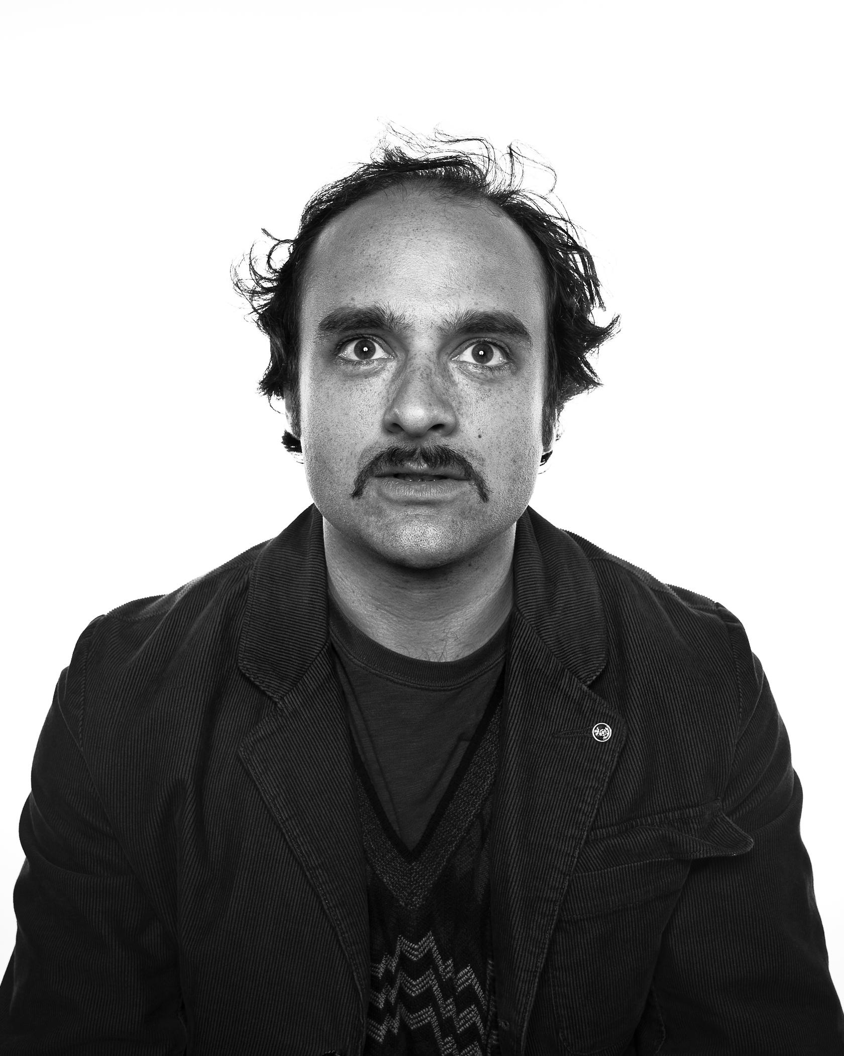Movember Portraits