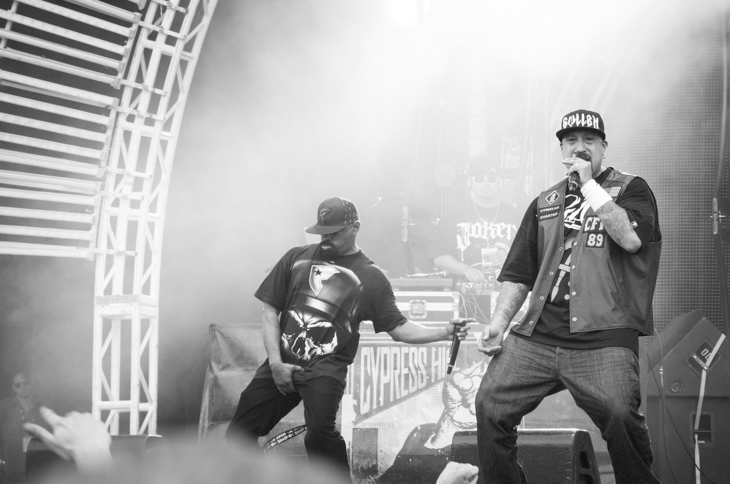 Concerts     Osheaga 2011: Cypress Hill