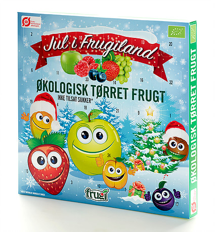 Jul i frugiland ekologisk julkalender