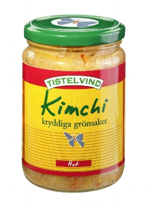 Tistelvind Kimchi