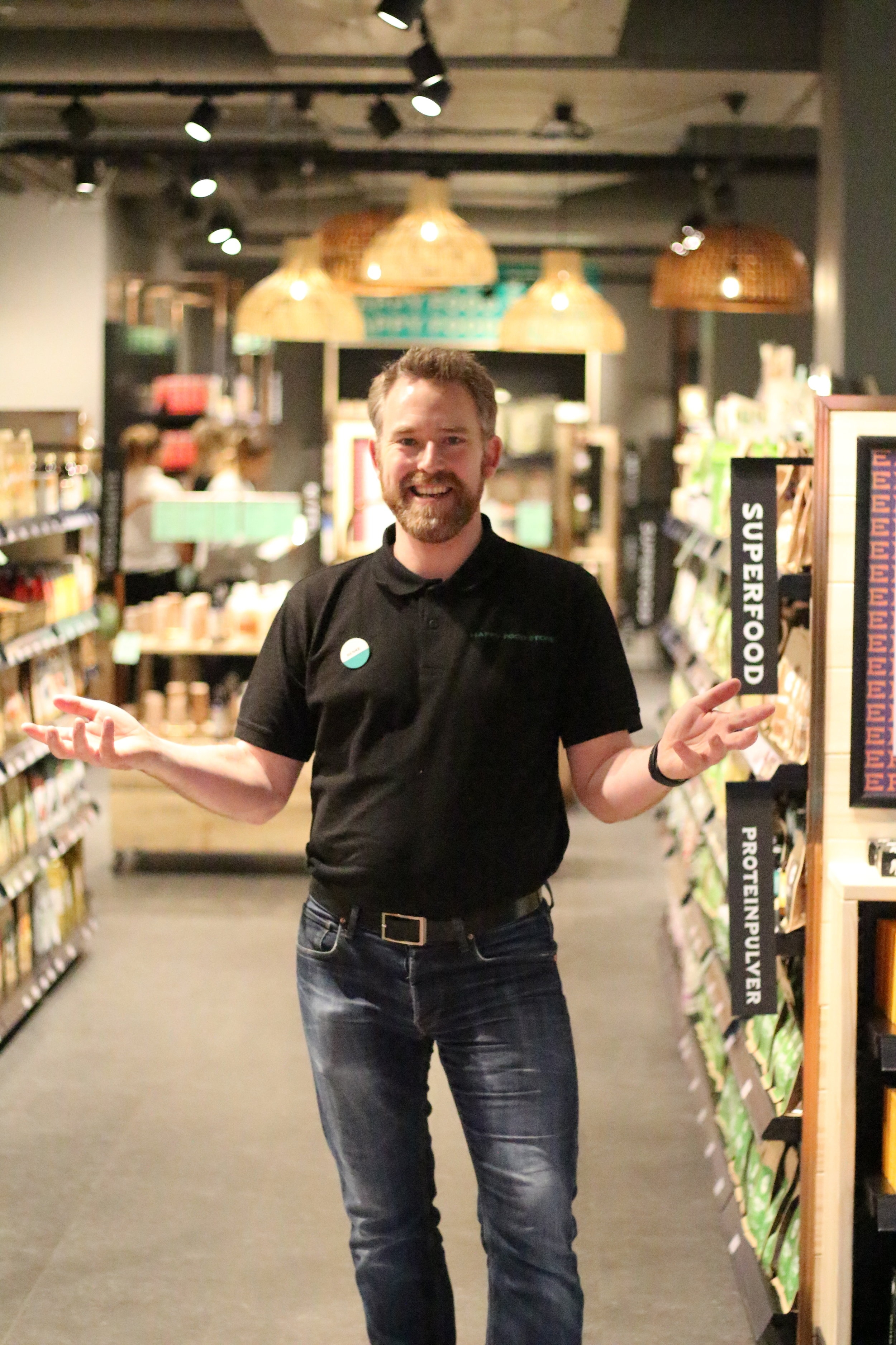 Bength-Eric Pettersson, Country Manager Sverige
