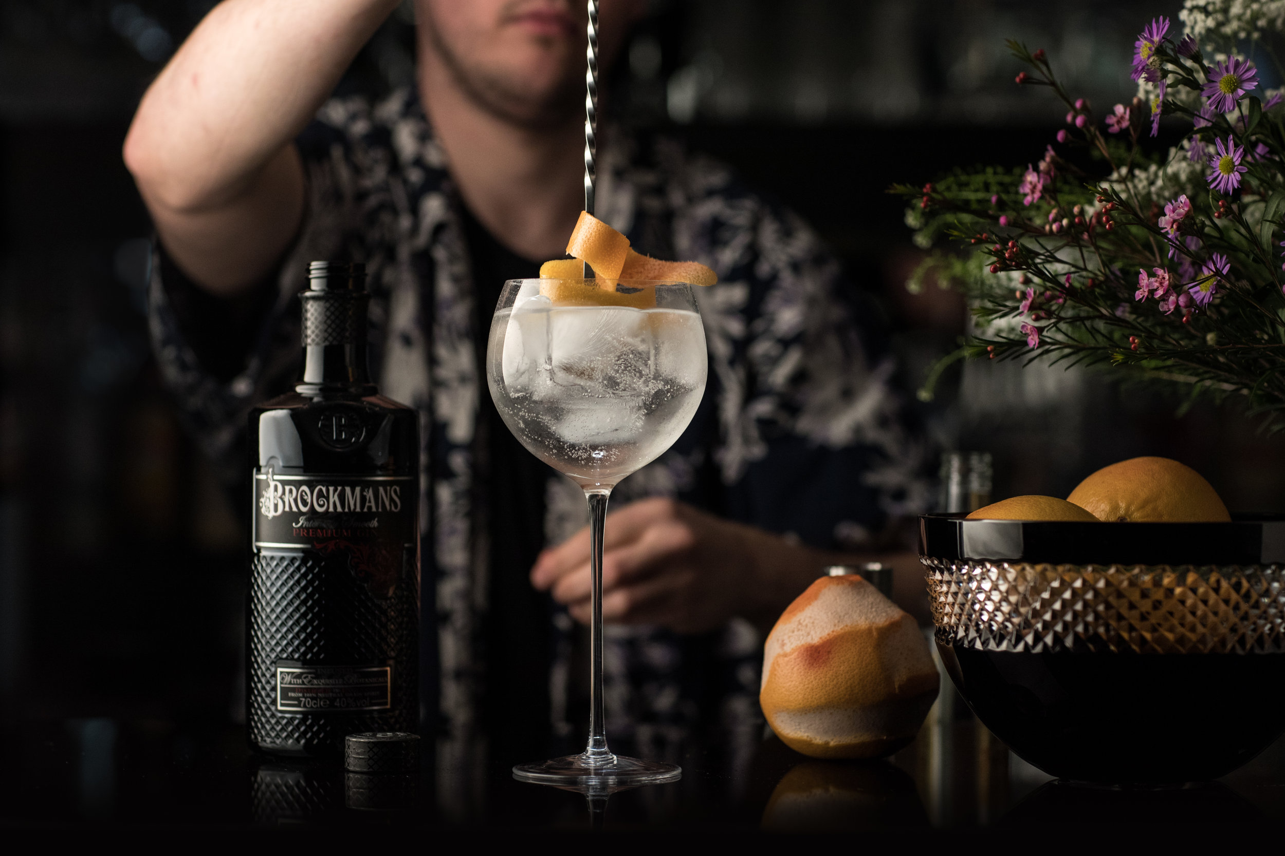 Brockman's Gin Co-Founder Bob Fowkes - On the gin boom, the secret to a great G&T, and why he made a gin that doesn't taste like, well, gin.