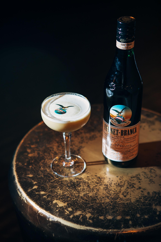 Fernet Branca cocktail. Photo: Shannon Sturgis.