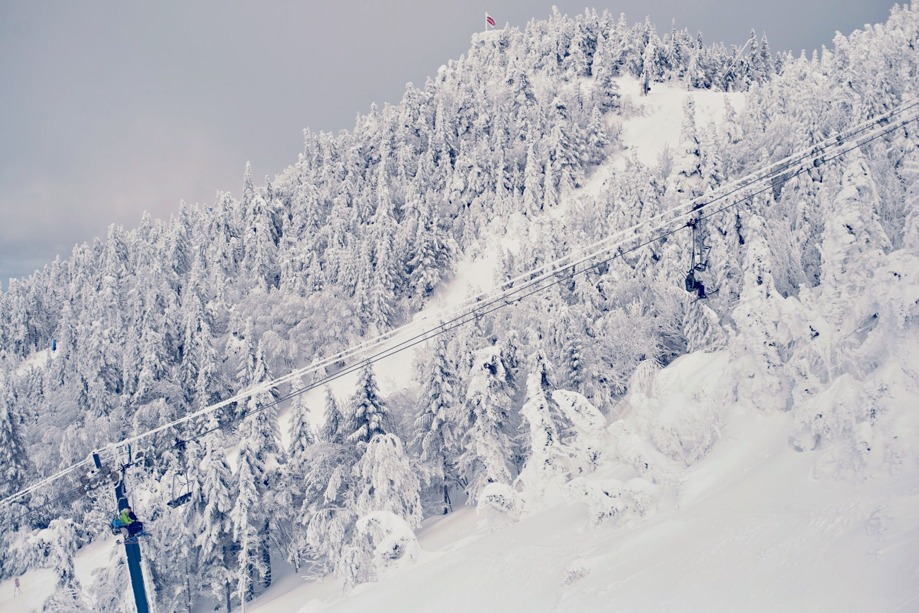 Canada: Winter in Mont-TreMblant, Ottawa -