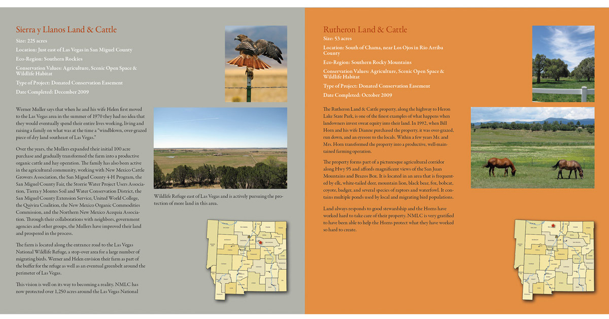 New Mexico Land Conservancy | Annual Report
