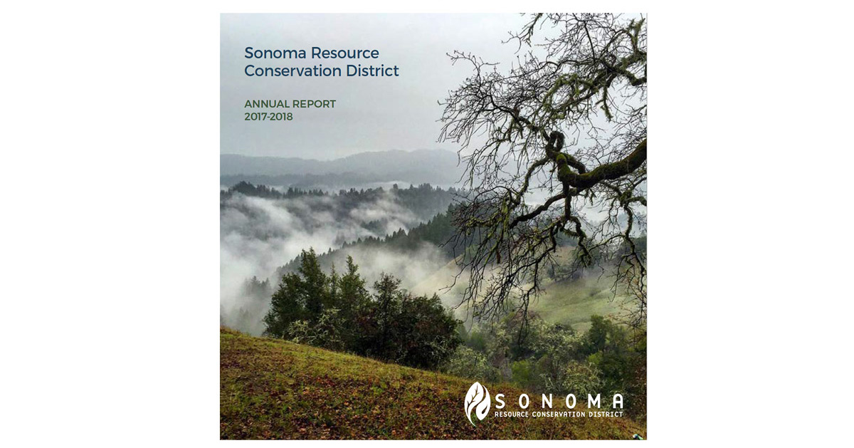 Sonoma Resource Conservation District | Annual Report