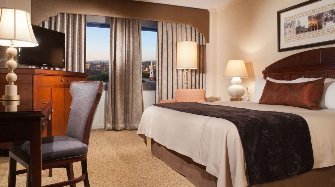 Omni-New Haven Hotel - Manager's PreferredTaxi to & from hotel included in FBO rate155 Temple StreetNew Haven, CT 06510