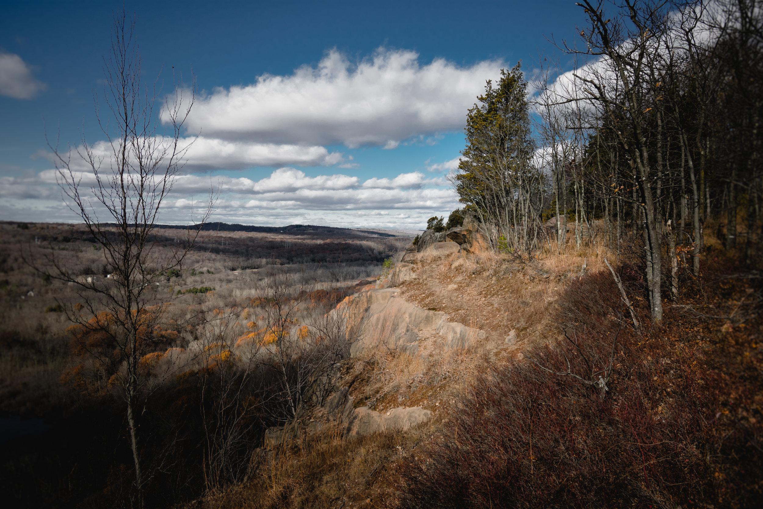 West Rock, Looking North