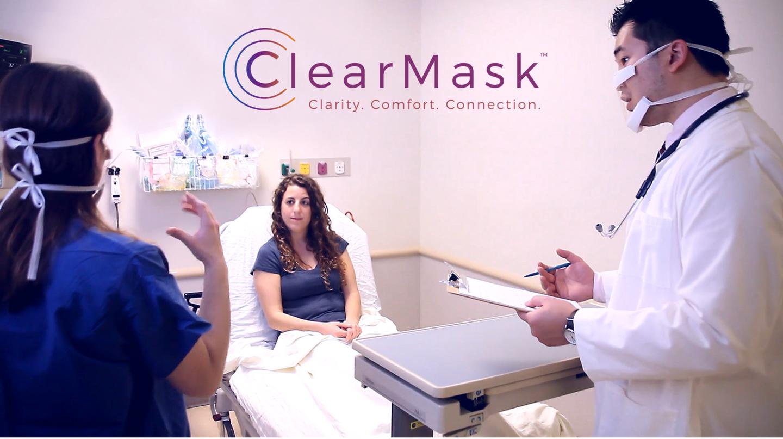 ClearMask - patient scene