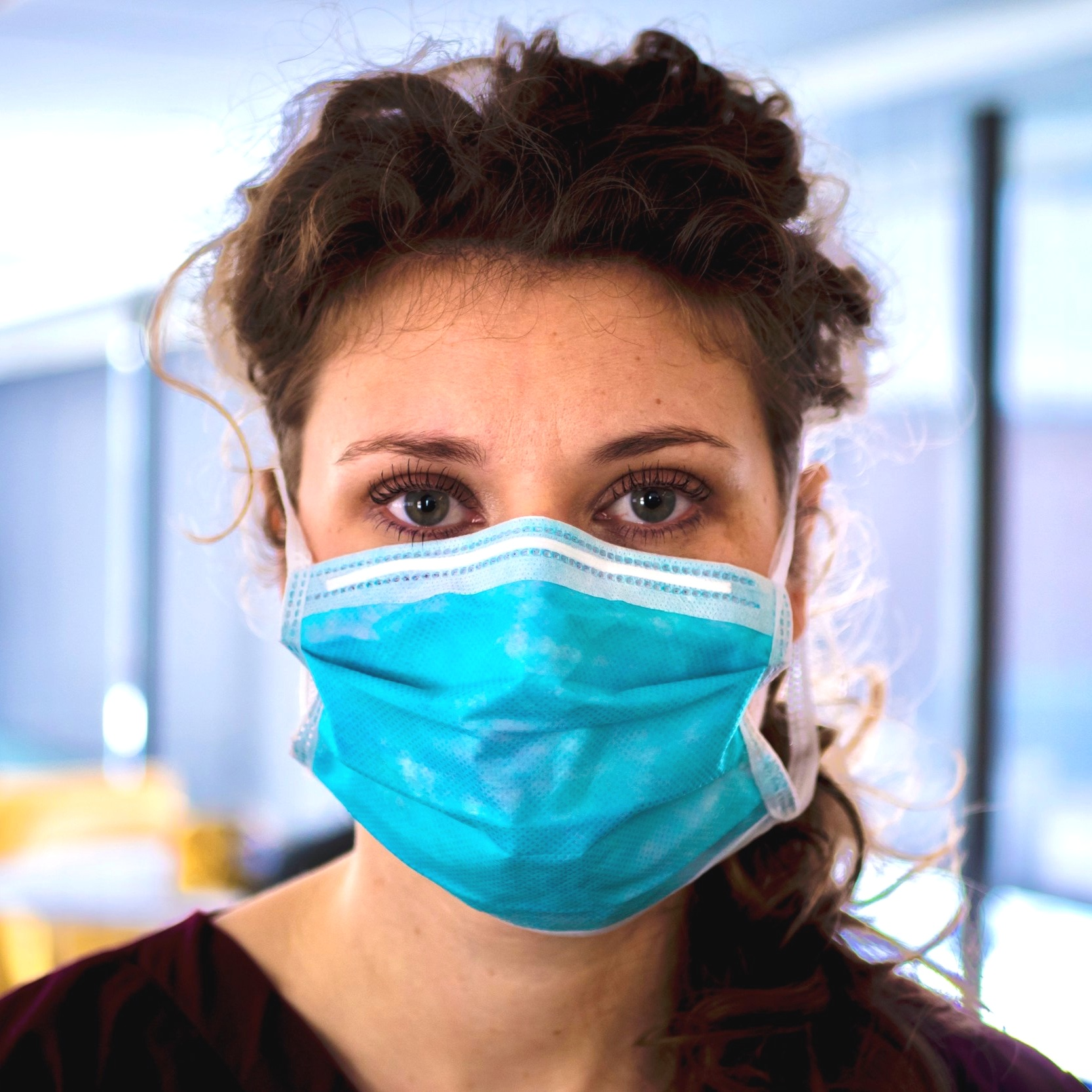Standard surgical mask - ClearMask