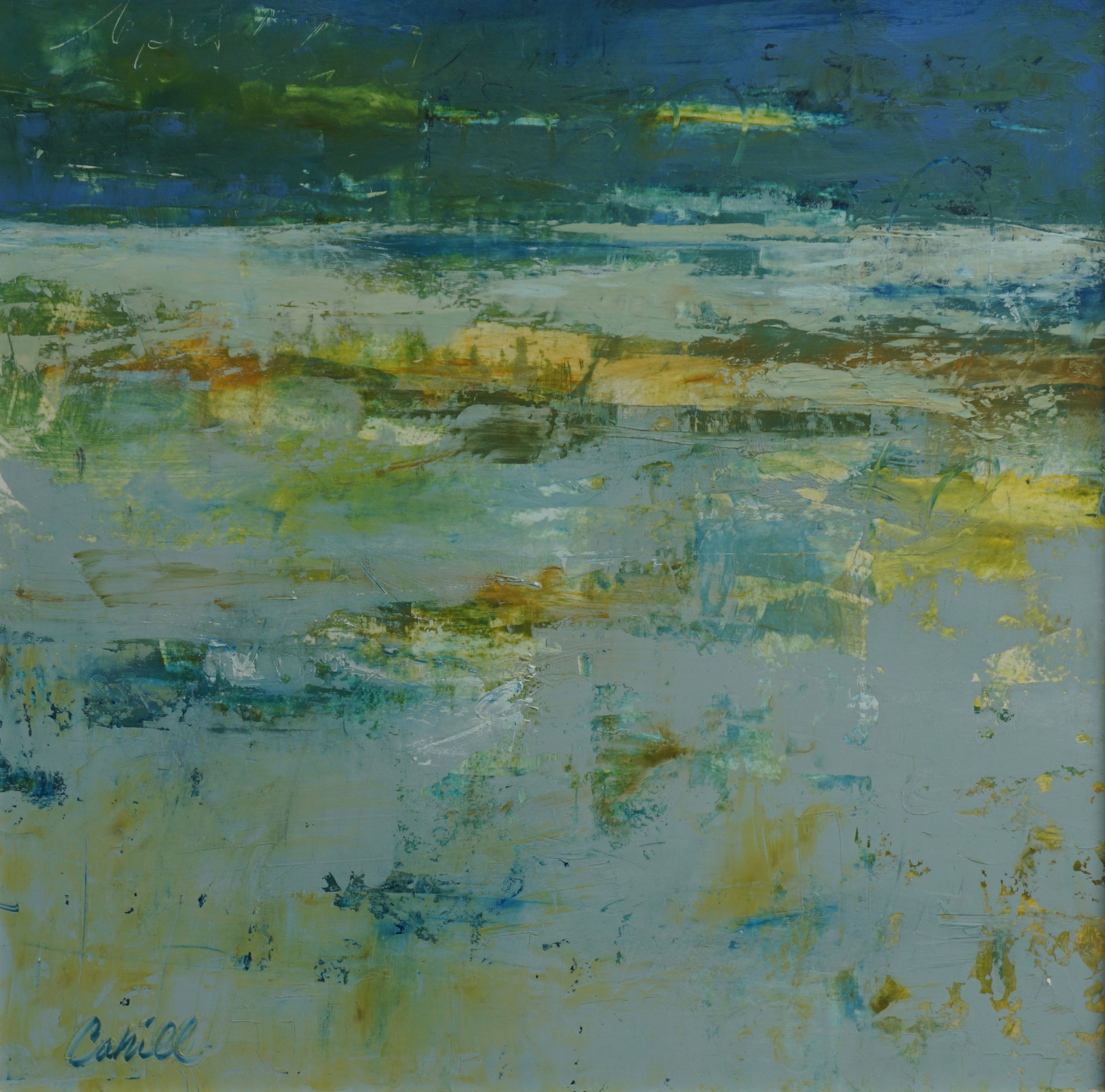 Seagrass Series IV