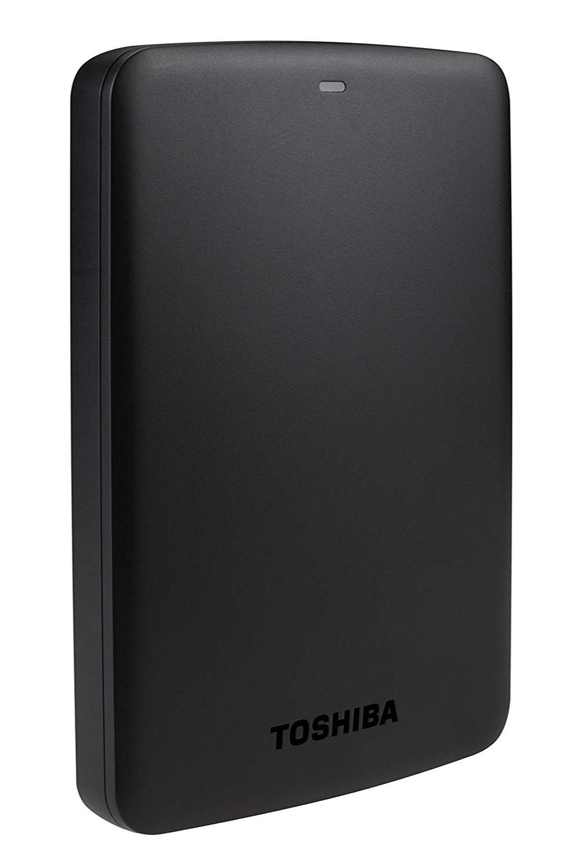 Toshiba Canvio Basics 2 TB external hard drive -