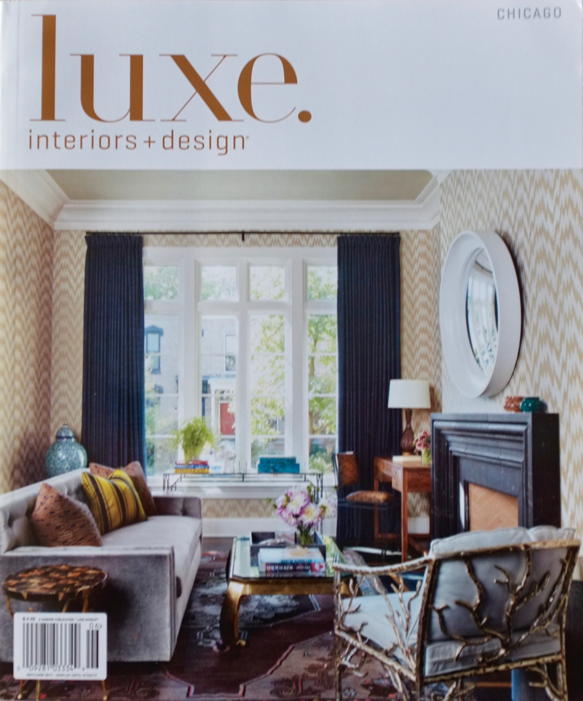 Luxe. Interior + Design - May/June 2017