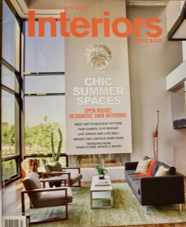 Modern Luxury Interiors - Summer 2013