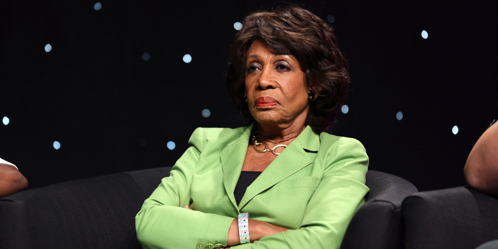 Congresswoman  Maxine Waters . Representing the 43rd District of California. via: https://waters.house.gov/ Photo: Photo: Chelsea Lauren/Getty Images for BET