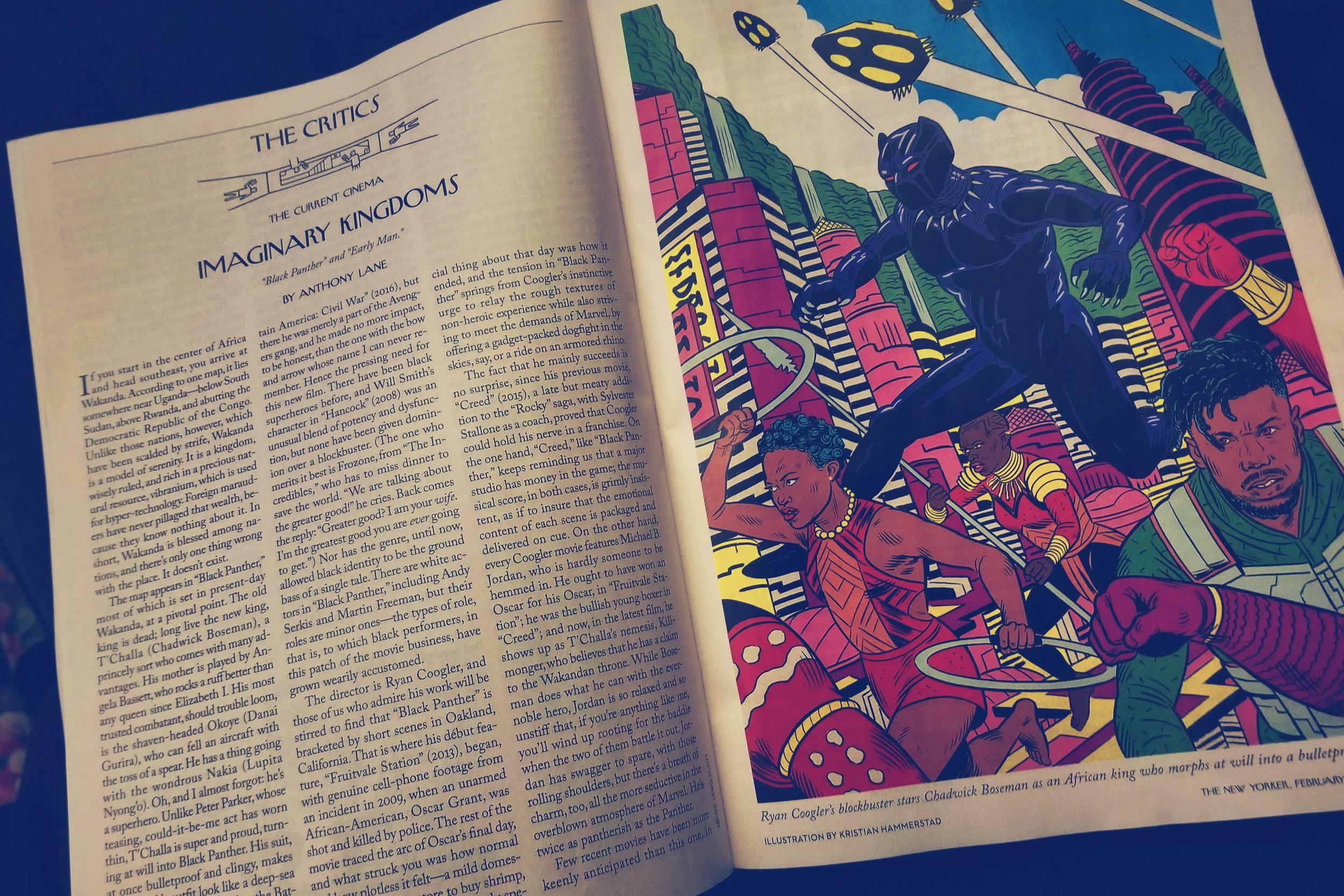 Ep 19 Globalization of Wakanda