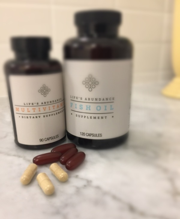 I give credit to this powerhouse for the fact that within two months of starting them, I eliminated my dependency on anti-inflammatory OTC drugs. Super pure, ultra-concentrated fish oil, combined with the multivitamin enhanced with a spice blend including turmeric have been an amazing combination for me.