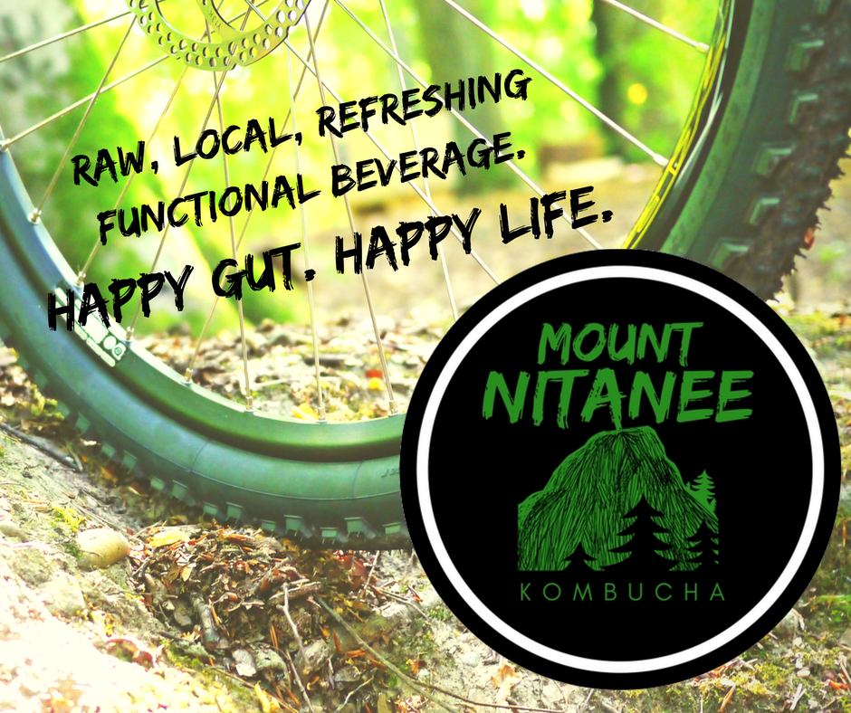 Mount Nitanee Kombucha is handcrafted in Central Pennsylvania. Check them out at http://mountnitaneekombucha.com