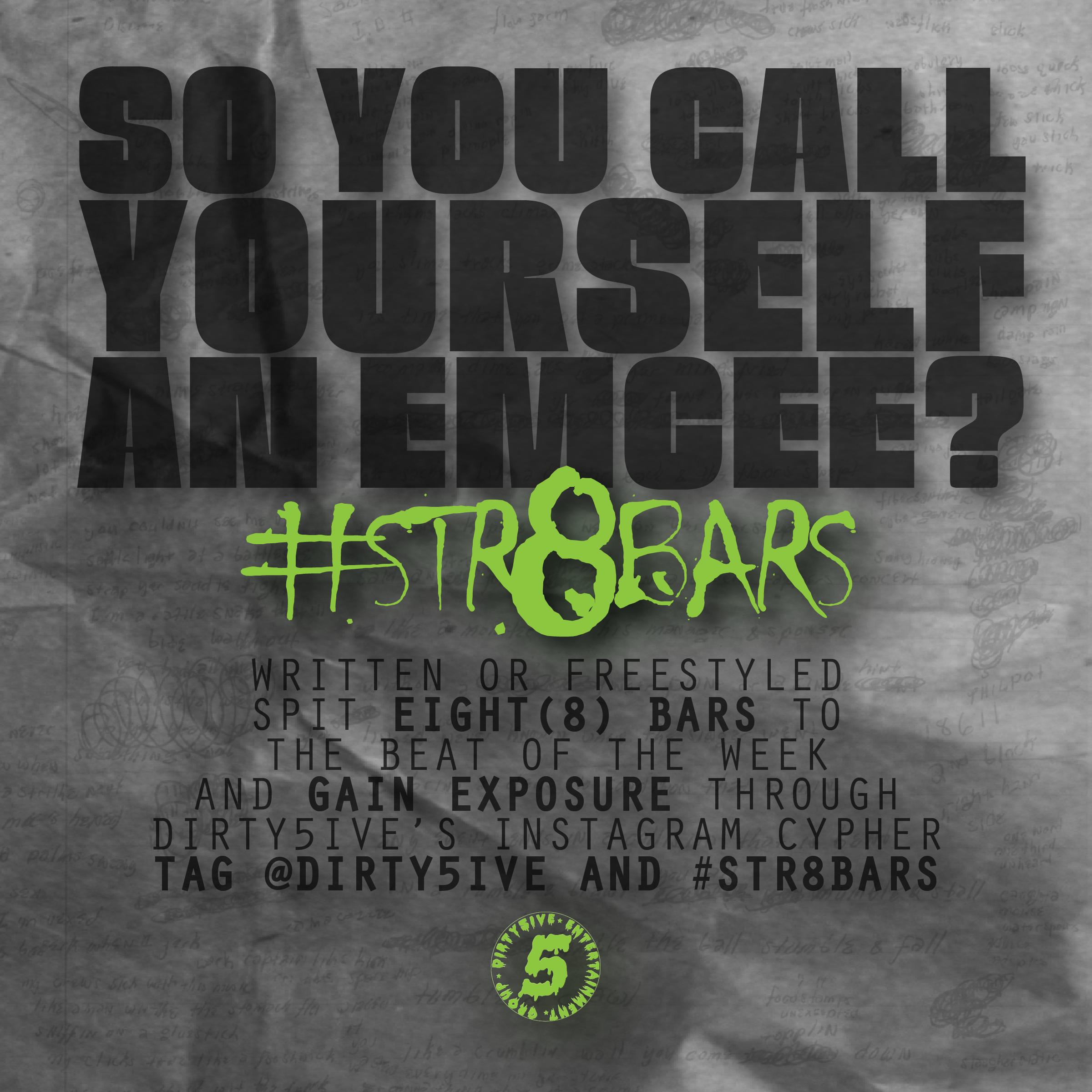 #STR8BARS