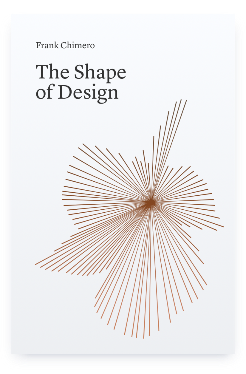 The Shape of Design