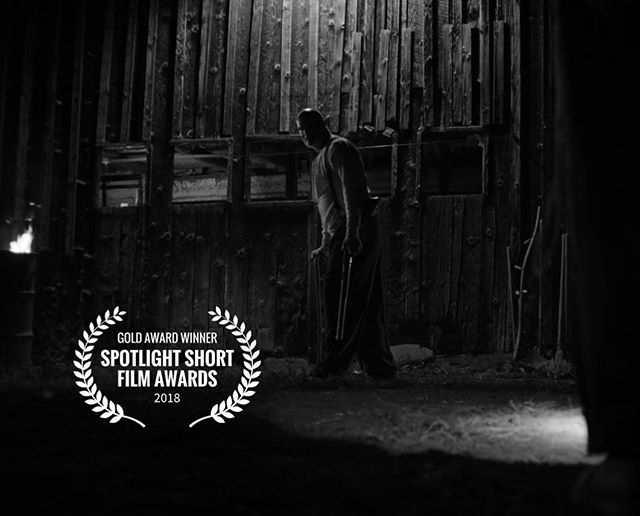 Flattered to announce Spotlight Film Awards has named the short a Gold Award Winner! Congratulations to all the cast and crew for more recognition of all their hard work! * * * * * #hecallsthem #hecallsthemallbyname #southerngothic #indiefilm #indepedentfilm #oregonfilm #koernercamera #gearheadgrip #jointeditorial #filmmaking #SpotlightFilmAwards