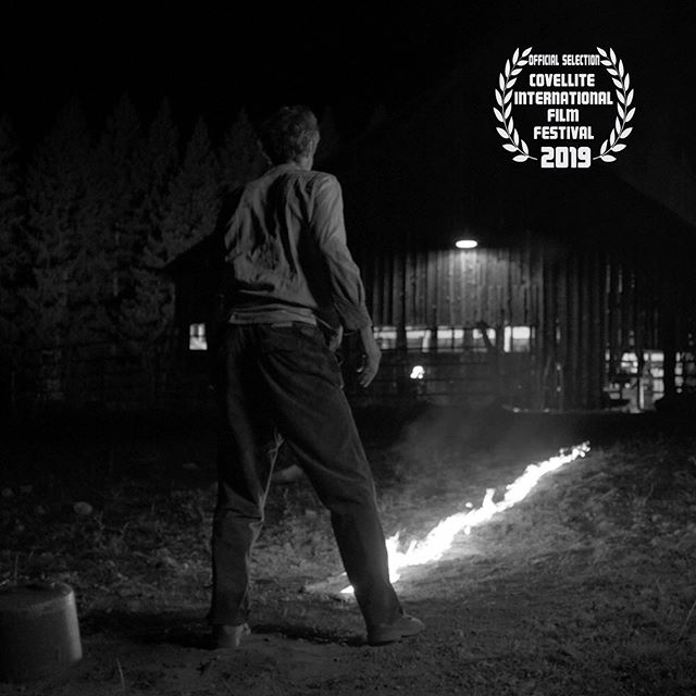 Excited to announce the film has been officially selected to the @covellitefilmfest and will screen in the Opening Shorts block Wednesday June 19 at 6pm at the historic Covellite Theater!