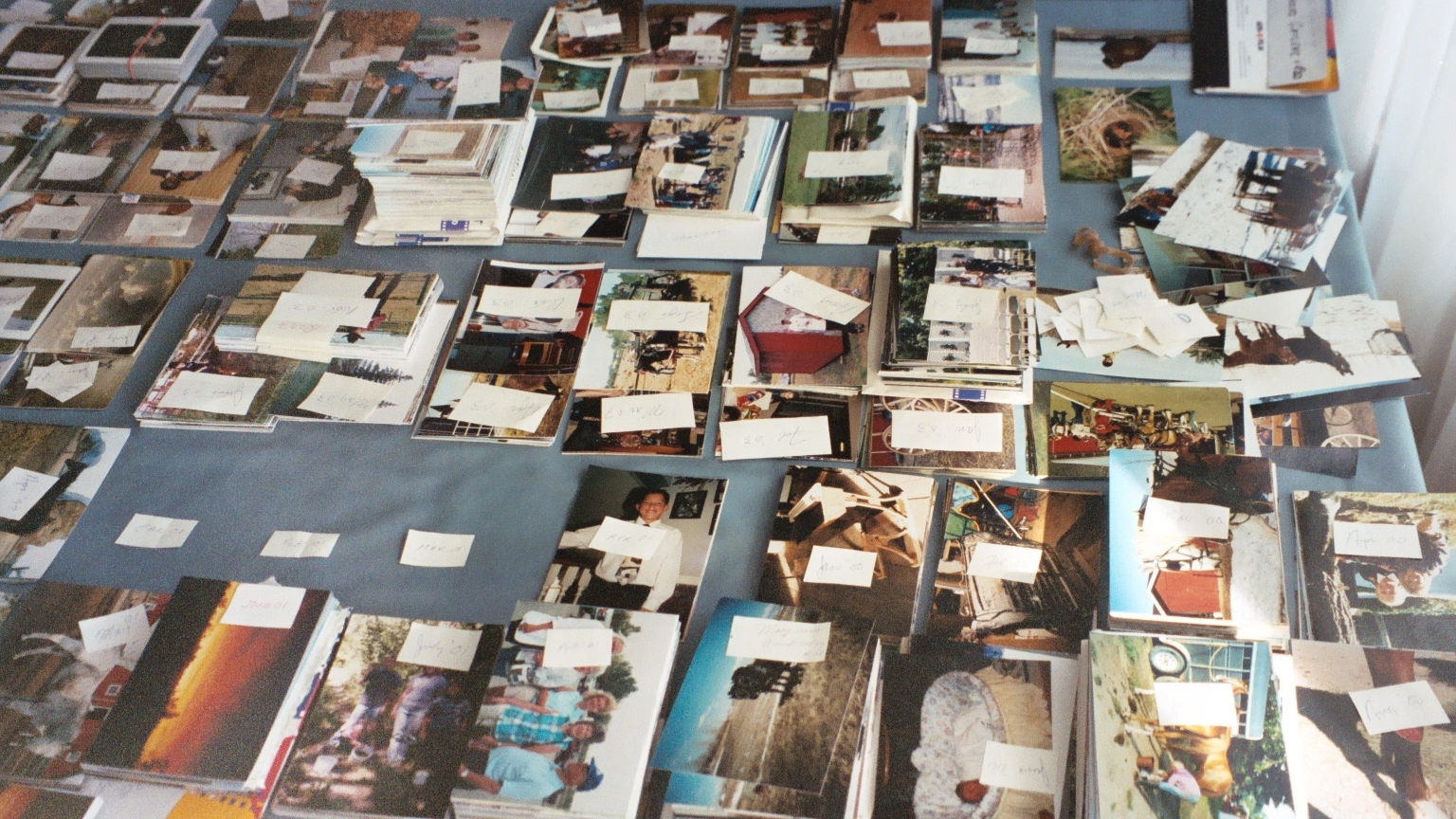 ABCs of Photo Organizing - narrow your collection to the best of the best